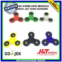 (Mainan & Hobi ) FIDGET SPINNER ORIGINAL