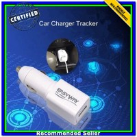 (GPS) Mini Car Charger USB Cell Phone Locator GPS GSM Vehicles