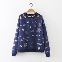 BEST PRODUCT! SWEATER CROP ANTI YOU