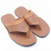 Dr. Kevin Men Sandals 97180 - Tan
