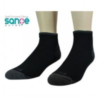 Sante Health deodorant socks - sports socks -M 6 Arc Dual