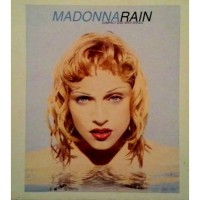 (READY) CD MADONNA RAIN ( SINGLE )