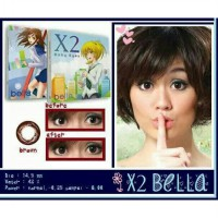 SOFTLENS X2 BELLA ( Mata normal sampai -10.00)