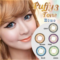 Softlens Baby Color Puffy 3 Tones