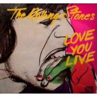 (LIMITED) CD THE ROLLING STONES LOVE YOU LIVE 2CDs (1977)