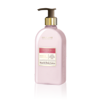 ORIFLAME Essense&Co. Rose & Sandalwood Hand & Body Lotion 300 ml. 31854