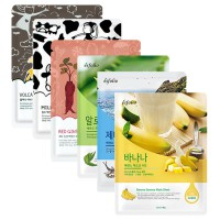 [12 variant] Esfolio Essence/Cleanskin Korean Mask Sheet