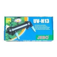 (LIMITED) Control Algae Kolam-Aquarium Jebo UV-H13