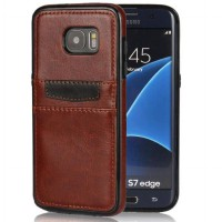 Leather Case Samsung S6 S7 S6 Edge S7 Edge Leather case wallet case With Card Slot