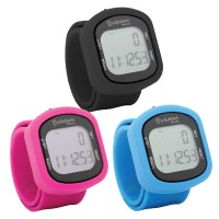 Advance RUN TRACKER Alat Sensor Pengukur Olahraga - 3 Warna