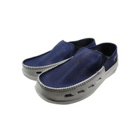 3Colors Ardiles Sepatu Slip On Pria Pati : Grey, Brown, Blue