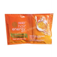 Makarizo Hair Energy Shampoo - Royal Jelly 12 Sachet