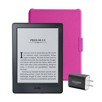 [macyskorea] Kindle Essentials Bundle including All-New Kindle 6 E-Reader, Black with Spec/15715083