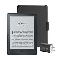 [macyskorea] Kindle Essentials Bundle including All-New Kindle 6 E-Reader, Black with Spec/15715080