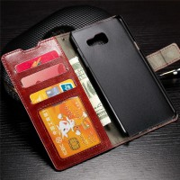 Wallet Case Samsung A500 A510 A520 Premium Leather Flip Case