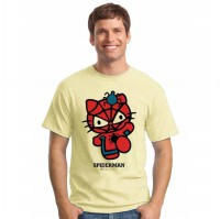 Oceanseven HKW Spiderman 01 - T-shirt
