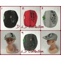 D & D Hat Colletion Topi Pet Anak Bahan Cotton Fleece