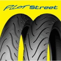 [Michelin] Pilot Street 110/80 - 14 TUBELESS