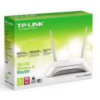 TP-LINK TL-MR3420 3G/4G Wireless N 300Mbps Router