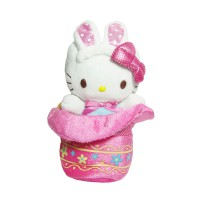 Boneka Hello Kitty Bunny Sanrio Original Hello Kitty 15 cm