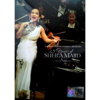 (DISKON) CD SHEILA MAJID 25 YEARS OF SHEILA MAJID