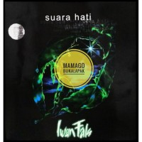 (LIMITED) CD IWAN FALS SUARA HATI 2002