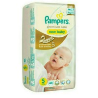 Pampers Premi Tape S48