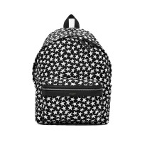 After the YSL star printing Front pocket backpack new goods