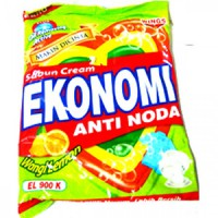 EKONOMI anti noda sabun cream lemon 560gr