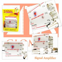 CATV Signal Amplifier ( Booster TV) JMA 3 Channel 20dB