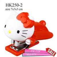 Stapler lurus hello kitty HK250-2 SJ0034