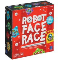 (LIMITED) Educational Insights Robot Face Race