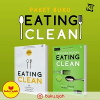 Paket Buku Eating Clean
