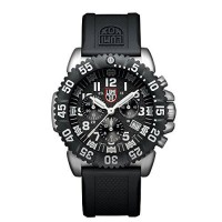 [macyskorea] Luminox Navy SEAL Colormark Chronograph Black Dial Mens Watch 3181/16147106