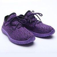 Dr.Kevin Stylish & Comfortable Women Sneaker 43254 Purple