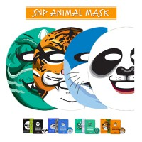 [Paket murah 10pcs] SNP Animal Face Mask Korea (Free Ongkir)