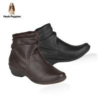 Hush Puppies Sepatu Boots Wanita Arabell Mid BT KB42542 | Available 2 Color