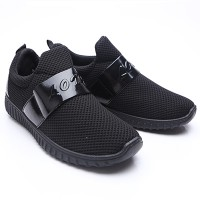 Dr.Kevin Stylish & Comfortable Women Sneaker 43175 Black