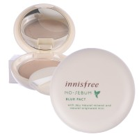 [Innisfree] No Sebum Blur Pact 8.5g