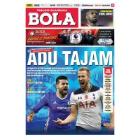 [SCOOP Digital] Tabloid Bola Sabtu / ED 2719 NOV 2016