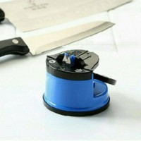 Knife Sharpener / Kleva Sharp / Pengasah Asah Pisau With Suction Cup SJ0003