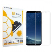 GOBUKEE CURVED TPU FULL COVER SCREEN PROTECTOR FOR SAMSUNG GALAXY S8 PLUS