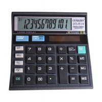 [BUY 1 GET 1 FREE] CITIZEN Calculator 12 Digit CT 512 - Replay Calculation