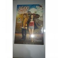 Novel Teenlit 3600 detik Charon