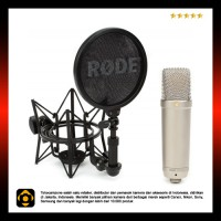 Rode NT1-A 1' Cardioid Condenser Microphone
