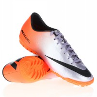 NIKE MERCURIAL VICTORY IV TF 555615-508 Size 8.5