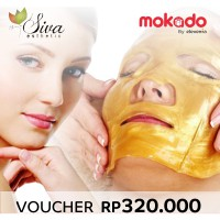Facial Premium Gold + Serum Gold at Siva Esthetic (Berlaku 4 Cabang)