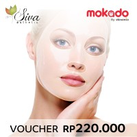 Facial Collagen + Serum Gold at Siva Esthetic (Berlaku 4 Cabang)