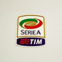 Patch TIM Serie A Italia Season 2010-2015 Original