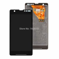 SONY LCD HIGH QUALITY FOR XPERIA ZR WITH TOUCHSCREEN BLACK